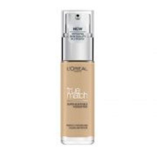 Oferta de Base de Maquillaje True Match 3.N Creamy Beige 30 ml por $245