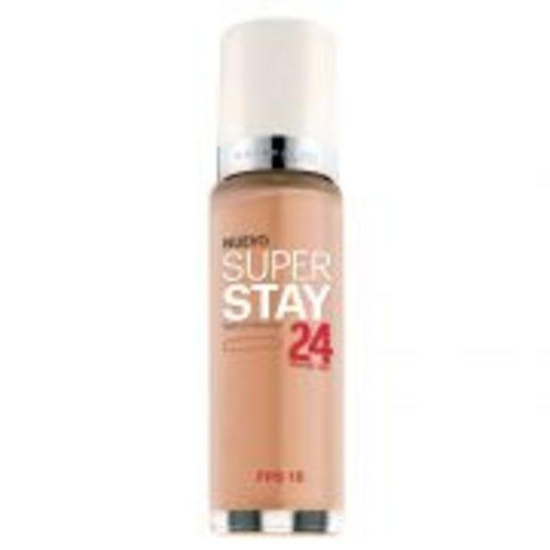 Oferta de Base de Maquillaje Superstay 24 Nude por $230