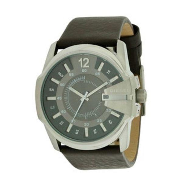 Oferta de Reloj Diesel Análogo Unisex Acero Inoxidable DZ1206 por $1774.5