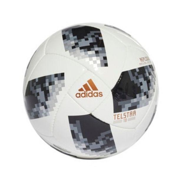 Oferta de Balón FIFA World Cup Replique 2018 Adidas blanco y negr... por $479.5