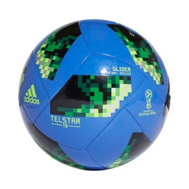 Oferta de Balón FIFA World Cup Glider 2018 Adidas azul por $319.5