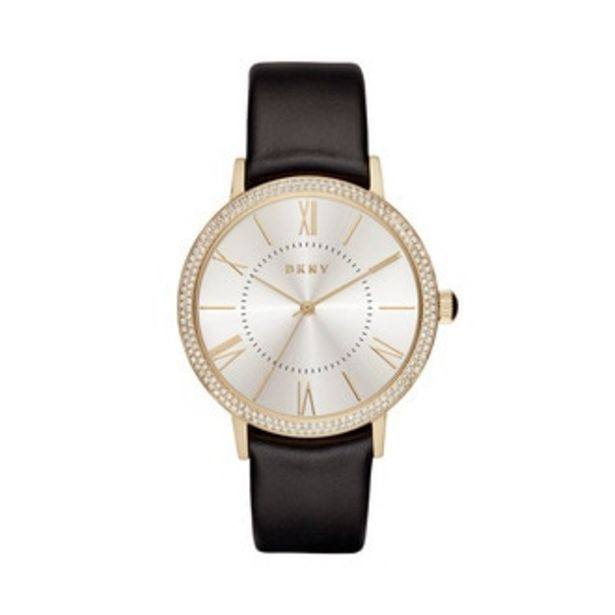 Oferta de Reloj Donna Karan Análogo Dama NY2544 Plata por $3394.3