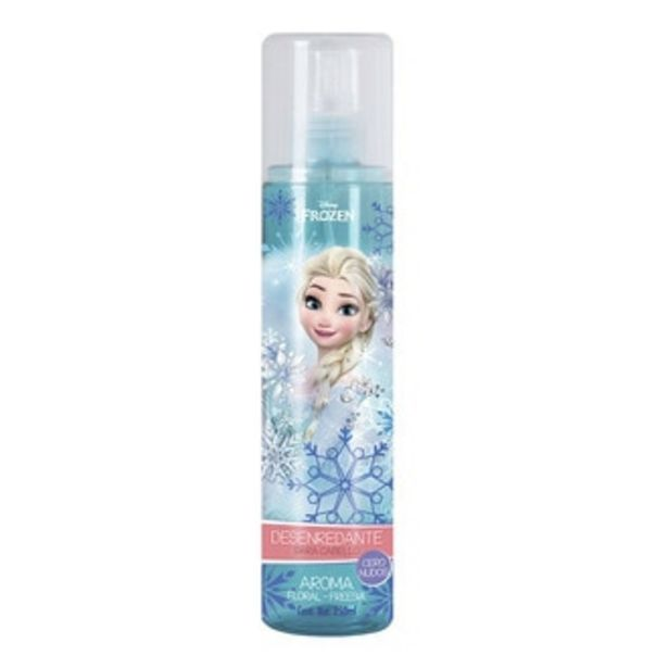Oferta de Spray Desenredante Disney Frozen Floral 250 ml por $37.1