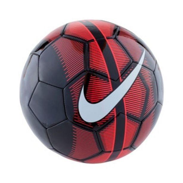 Oferta de Mini balón de fútbol Merc Skls blanco y negro por $191.4