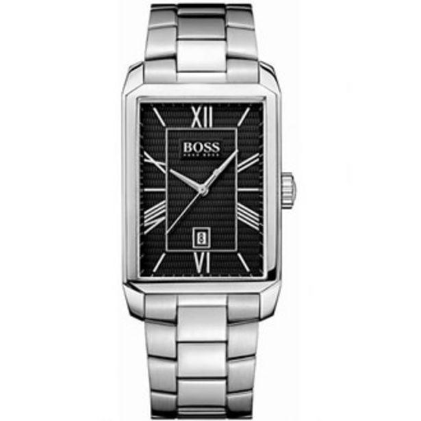 Oferta de Reloj Hugo Boss Análogo Caballero 1512970 Plata por $3219.3