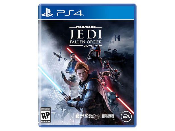 Oferta de Star Wars Jedi fallen Order Playstation por $999