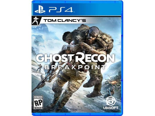 Oferta de Ghost Recon Breakpoint PlayStation 4 por $699