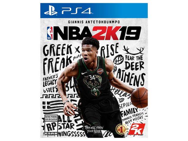 Oferta de NBA 2K19 FL Distribucion PlayStation 4 por $599