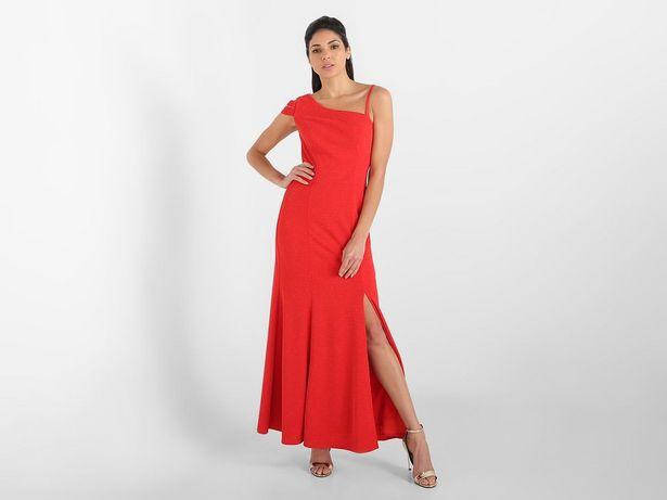 Oferta de Vestido Marie Claire con lurex por $599