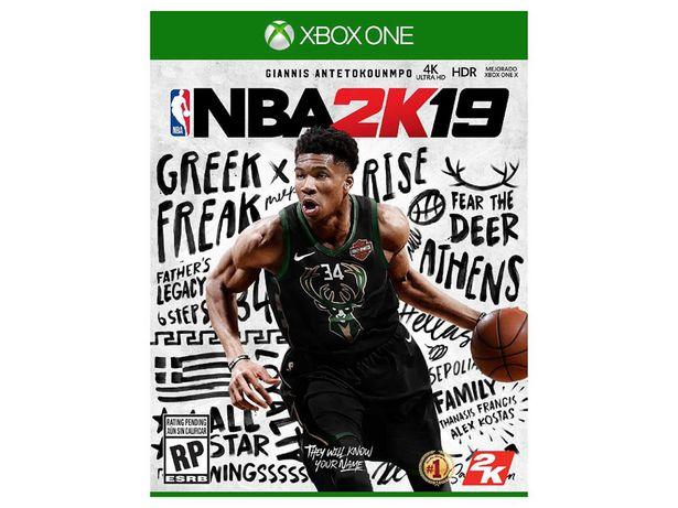 Oferta de NBA 2K19 FL Distribucion Xbox One por $599