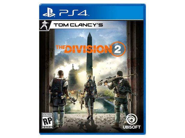 Oferta de The Division 2 PlayStation 4 por $499