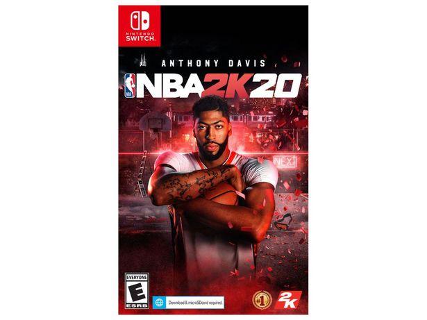 Oferta de NBA 2K20 Nintendo Switch por $899