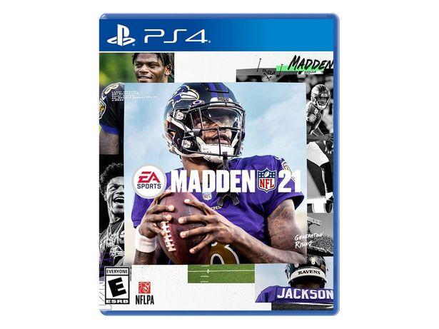 Oferta de Madden NFL 21 PS4 por $1499