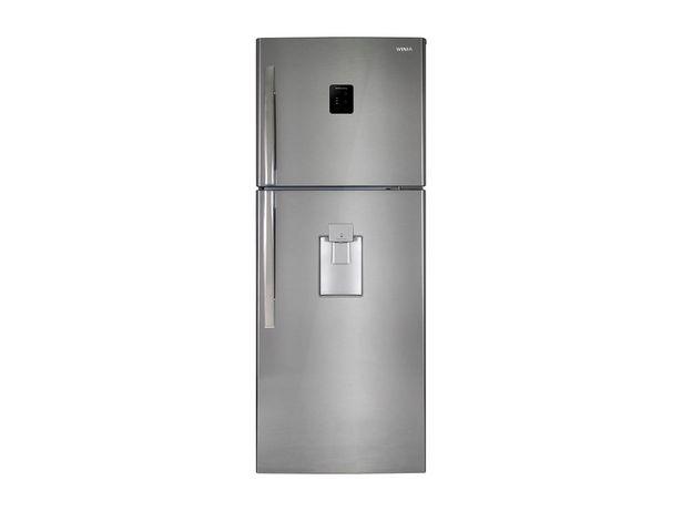 Oferta de Refrigerador Winia 16 pies cúbicos silver DFR-44530GGEX por $16199