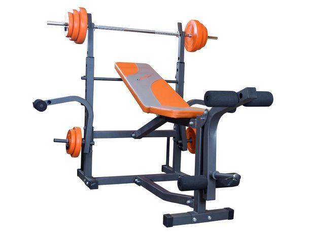 Oferta de Ejercitador Bench Plegable Fitness Station por $8239.2