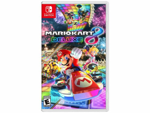 Oferta de Mario Kart 8 Deluxe Nintendo Switch por $1699