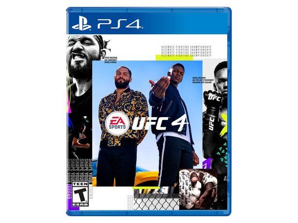 Oferta de UFC 4 PS4 por $1499