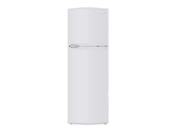 Oferta de Refrigerador Winia 9 pies cúbicos blanco DFR-9010DBX por $7394.13