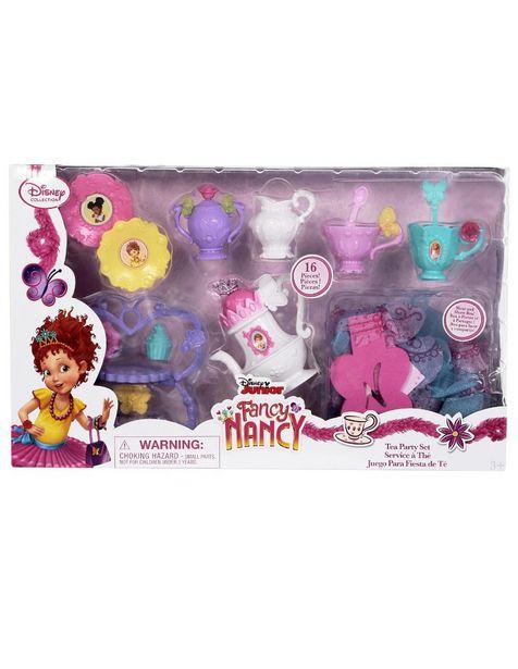 Oferta de Set Fiesta de Té Disney Collection Fancy Nancy por $463.2