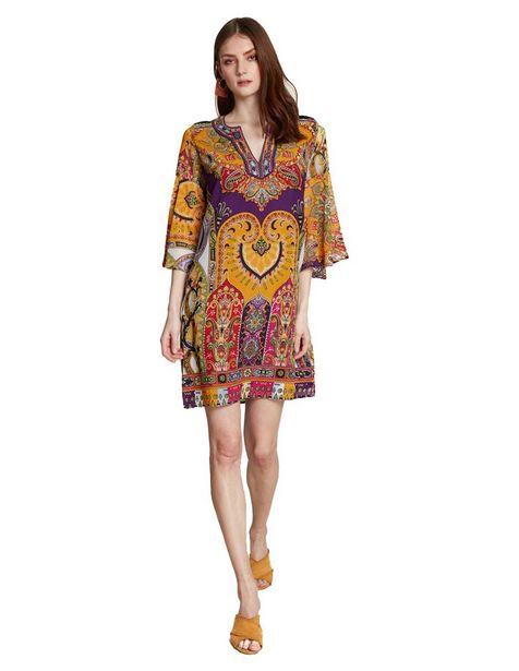 Oferta de Vestido Niza Marruecos corto por $999