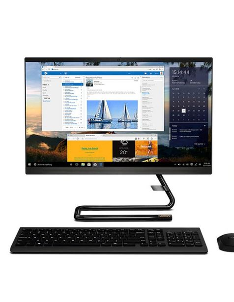 Oferta de Computadora All In One Lenovo IdeaCenter A340-22IWL i3 4GB 1TB Desktop por $17999