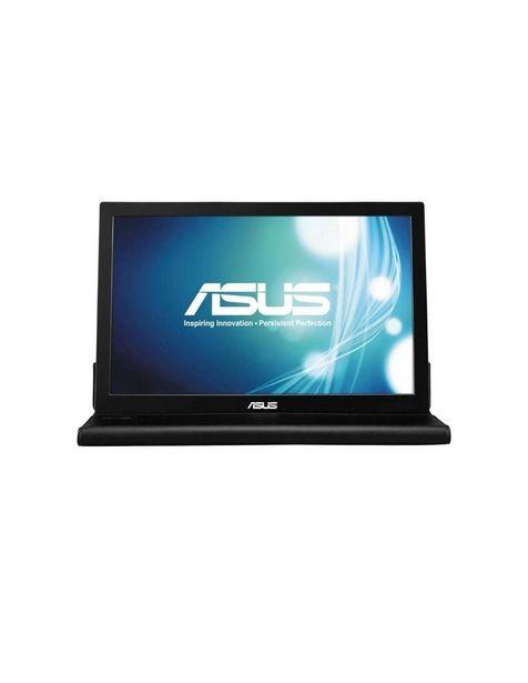 Oferta de Monitor Portátil Asus MB168B LCD 15.6 pulgadas 11MS HD USB 3.0 por $3999