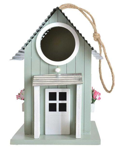 Oferta de Casa para aves Zonana azul por $399.2