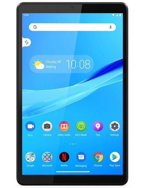 Oferta de Tablet Lenovo Smart Tab A 8 Pulgadas 32 GB Modelo ZA5C0064MX gris acero por $3279.2