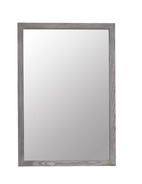 Oferta de Marco para espejo Dixy Gary Contemporáneo gris por $1949.35