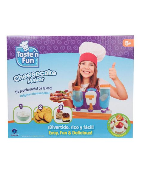 Oferta de Set Cheesecake Maker Taste'n Fun por $471.2
