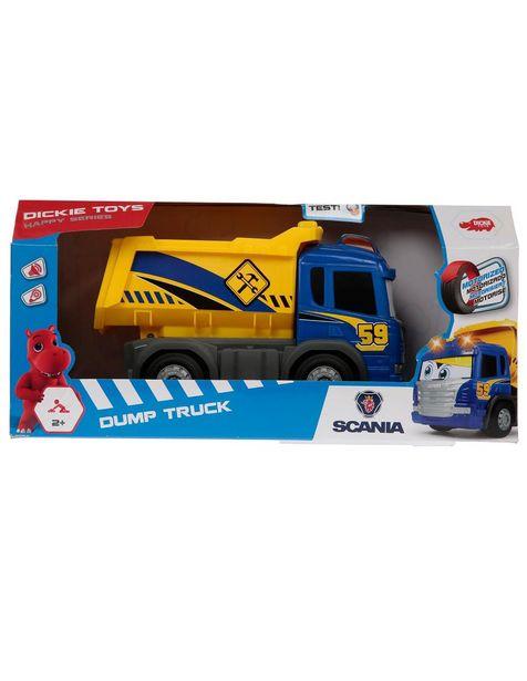 Oferta de Camión de Arena Dickie Toys Happy Series por $359.2