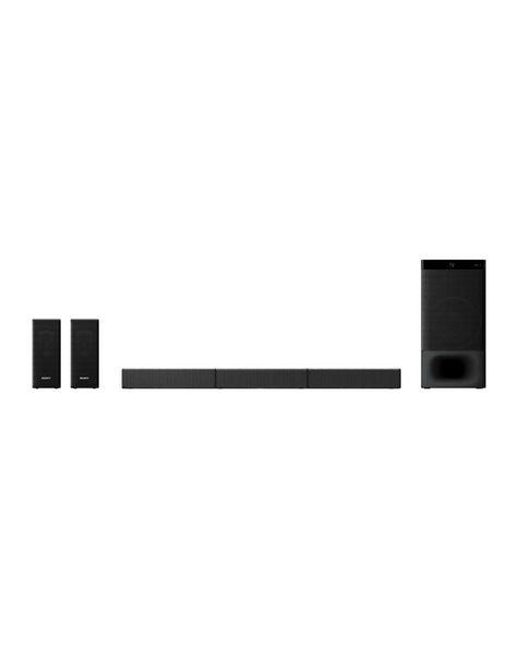 Oferta de Barra de Sonido Sony HT-S500RF negra por $8924.3