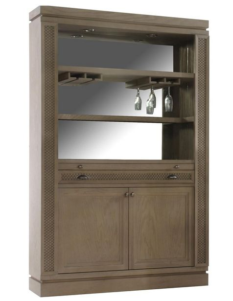 Oferta de Contrabarra Madecor Albane estilo Clásico renovado de madera por $20099.7