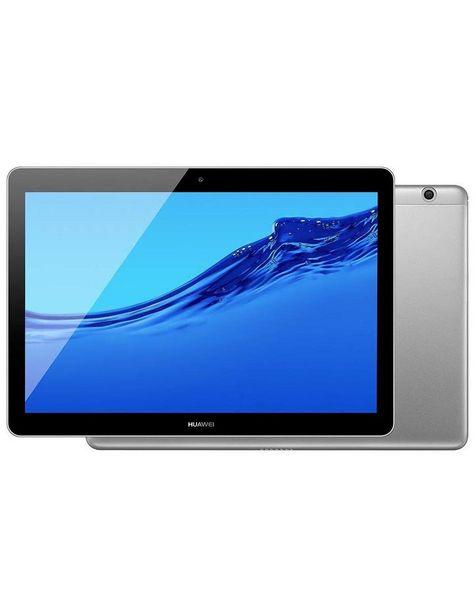 Oferta de Tablet Huawei T3 10 Pulgadas Quad Core A53 1.3GHz 16GB Cámara Frontal Cámara Trasera gris espacial por $4199