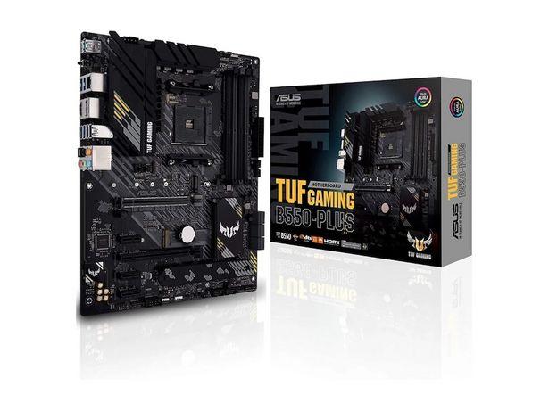Oferta de Tarjeta Madre Asus TUF Gaming B550-PLUS AM4 DDR4 ATX por $4799