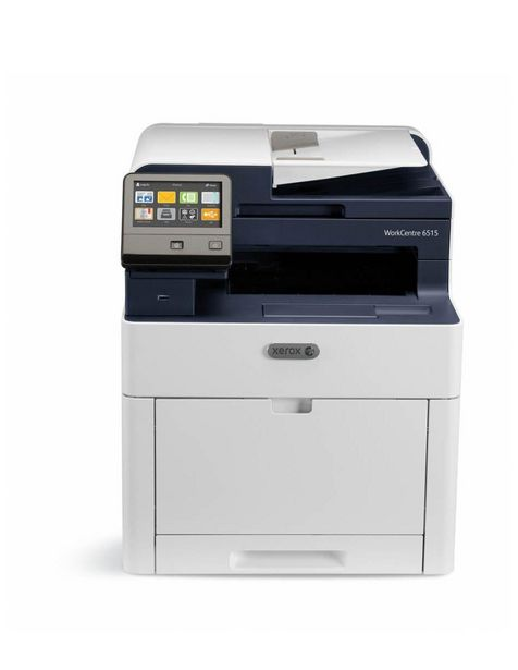 Oferta de Impresora Multifuncional Xerox Workcentre 6515 6515 DNI por $7999