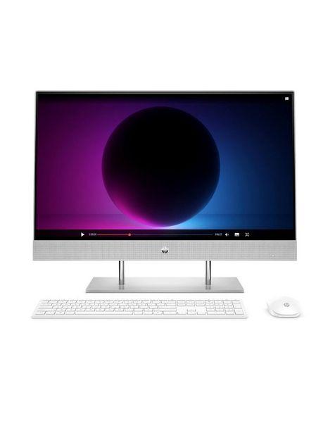 Oferta de Computadora All In One HP Modelo 27-DP0005LA, AMD Ryzen 5, 8 GB RAM, 1 TB Disco Duro + 256 GB SSD, 27 Pulgadas por $19999.2