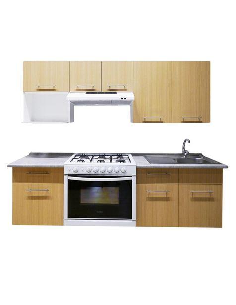 Oferta de Cocina Integral Ferreti Lucera natural por $35999.2