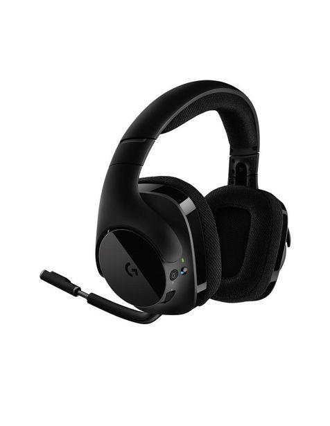 Oferta de Audífonos Logitech Gaming On-ear, Modelo G533 negro por $2379.15