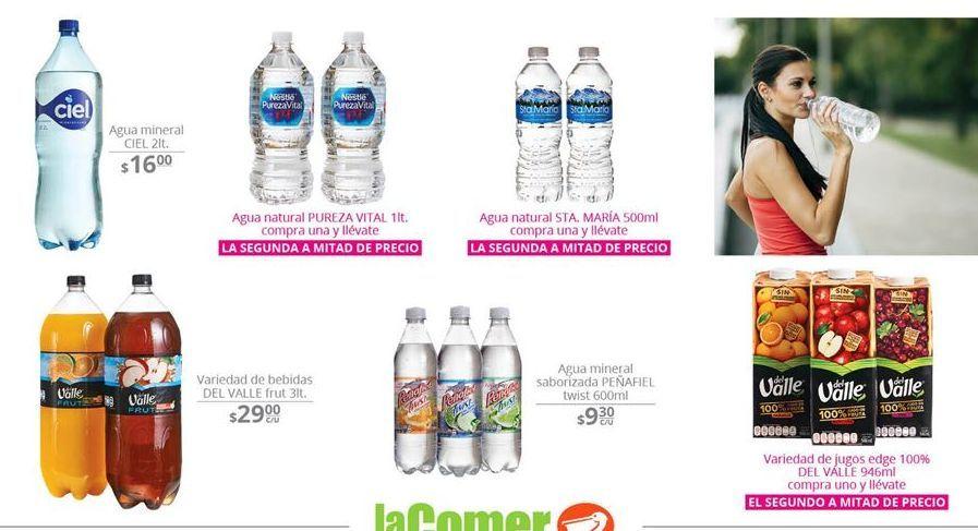 Oferta de Agua Ciel por $16