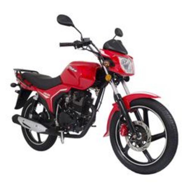 Oferta de Motocicleta de Trabajo Italika FT150 GTS Roja por $22999