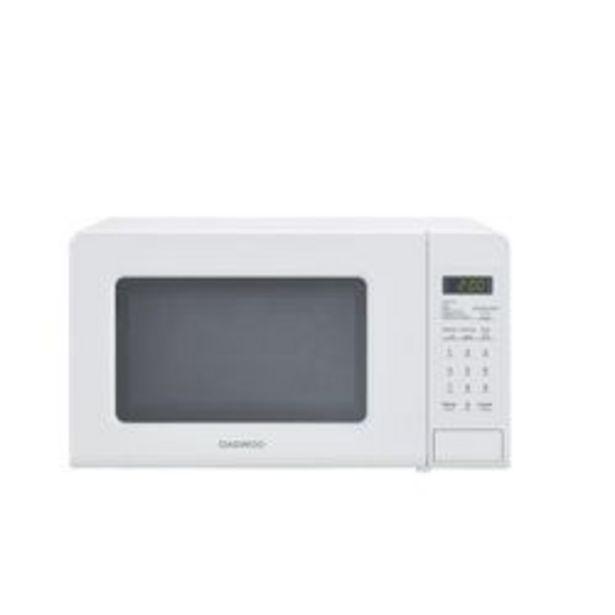 Oferta de Horno de Microondas Daewoo KOR-660W 0.7 Pies Cúbicos Blanco por $1129