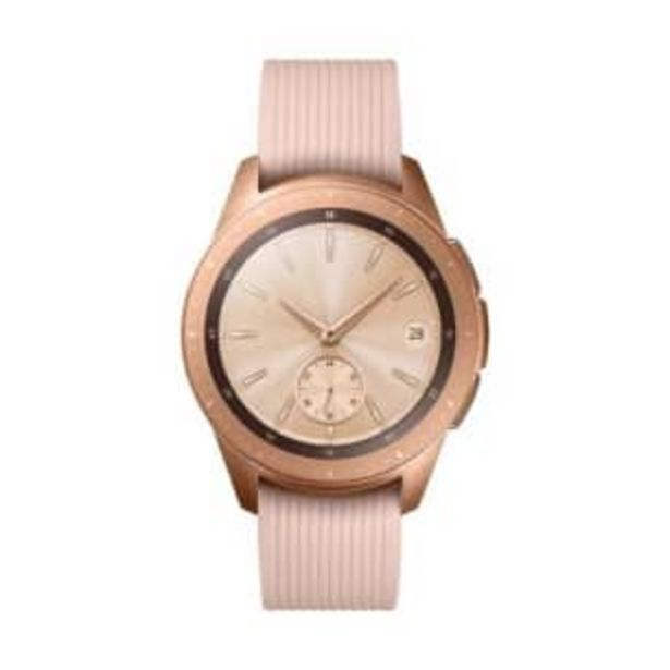 Oferta de Smartwatch Samsung Galaxy Rose Gold por $5966.65