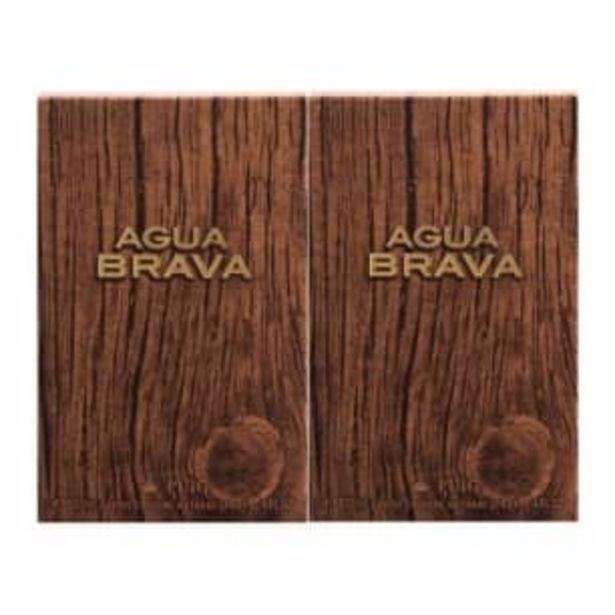 Oferta de Set Antonio Puig Agua Brava para Caballero 2 pzas por $612.78