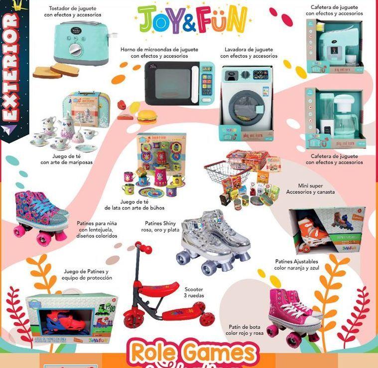 Oferta de Joy&Fun por
