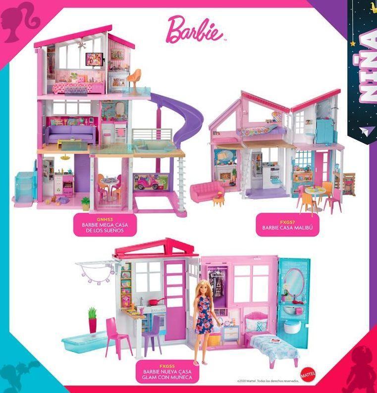 Oferta de Casa de juguete Barbie por
