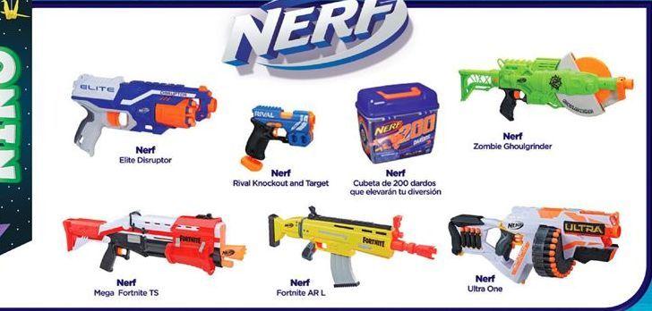 Oferta de Pistola de agua Nerf por