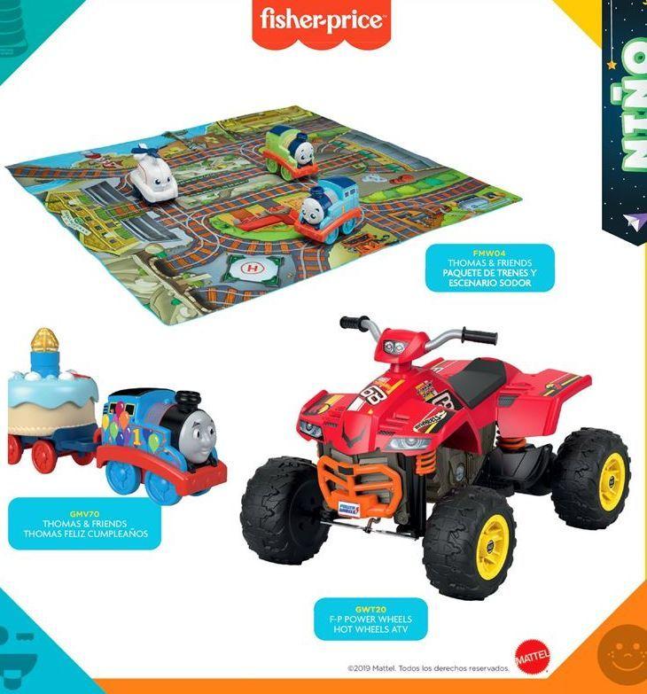 Oferta de Auto de juguete Fisher Price por