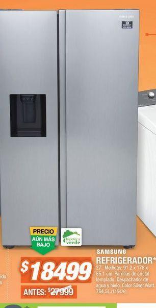 Oferta de Refrigeradores Samsung por $18499