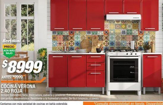 Oferta de Cocinas por $8999